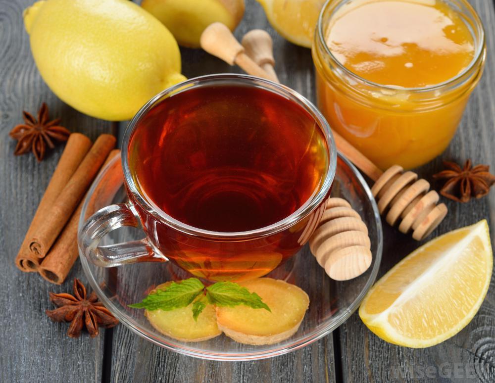 Фирменный чай от галины
