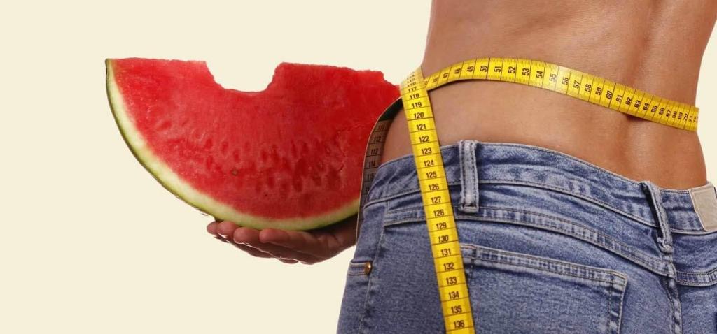 Karpuz diyetiyle kilo verin